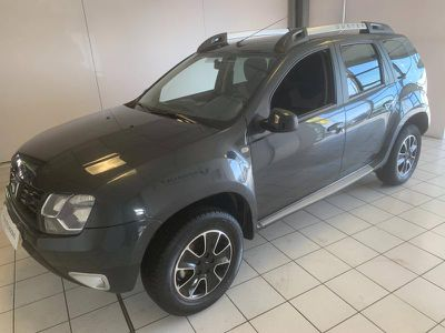 Dacia Duster 1.2 TCe 125ch Black Touch 2017 4X2 occasion