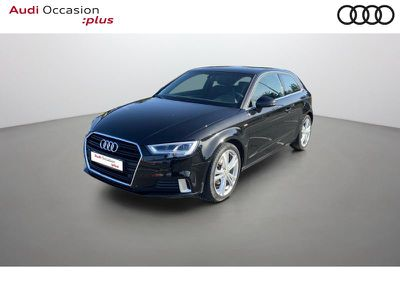 Audi A3 1.6 TDI 116ch S line S tronic 7 occasion