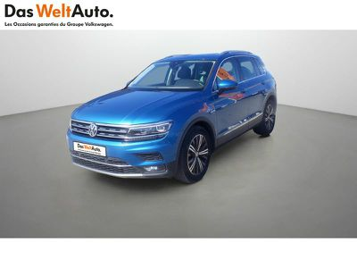 Volkswagen Tiguan 1.4 TSI 150ch ACT Carat Exclusive DSG6 occasion