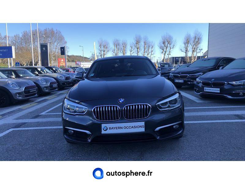 BMW SERIE 1 118DA 150CH URBANCHIC 5P - Photo 1