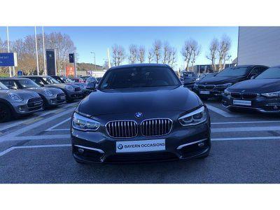 BMW SERIE 1 118DA 150CH URBANCHIC 5P - Miniature 1