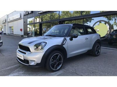 Mini Paceman Cooper S 184ch Pack Red Hot Chili II occasion