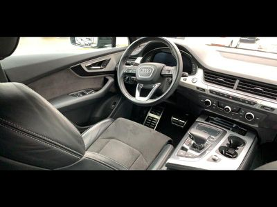 AUDI Q7 3.0 V6 TDI 218CH ULTRA CLEAN DIESEL S LINE QUATTRO TIPTRONIC 7 PLACES - Miniature 4
