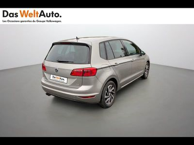 VOLKSWAGEN GOLF SPORTSVAN 1.4 TSI 125CH BLUEMOTION TECHNOLOGY SOUND - Miniature 2