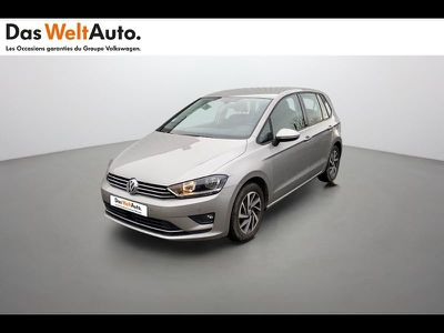 VOLKSWAGEN GOLF SPORTSVAN 1.4 TSI 125CH BLUEMOTION TECHNOLOGY SOUND - Miniature 4