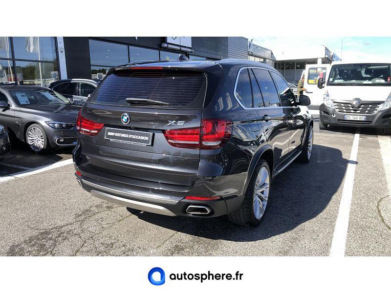 BMW X5 XDRIVE30DA 258CH XLINE 16CV - Miniature 2