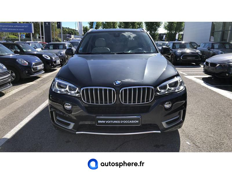 BMW X5 XDRIVE30DA 258CH XLINE 16CV - Miniature 5