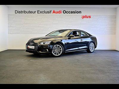 Audi A5 2.0 TDI 190ch Design Luxe quattro S tronic 7 occasion