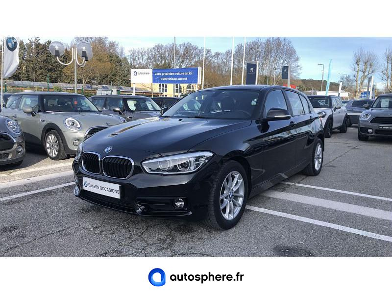 BMW SERIE 1 118I 136CH BUSINESS DESIGN 5P - Photo 1