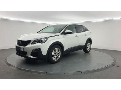 Leasing Peugeot 3008 1.6 Bluehdi 120ch Active Business S&s Basse Consommation