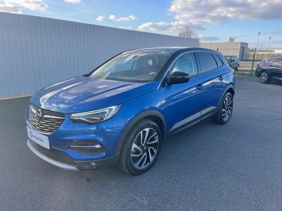 Opel Grandland X 1.2 Turbo 130ch Ultimate BVA occasion