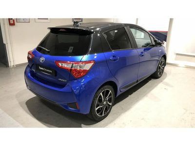 TOYOTA YARIS 100H COLLECTION 5P - Miniature 2