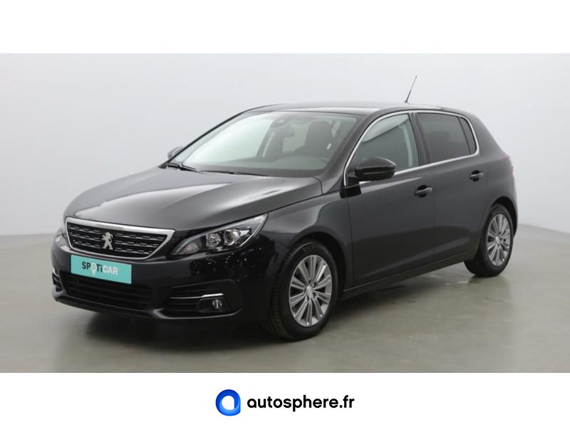PEUGEOT 308 1.6 BLUEHDI 120CH ALLURE EAT6 - Photo 1