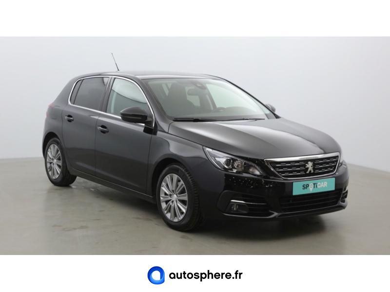 PEUGEOT 308 1.6 BLUEHDI 120CH ALLURE EAT6 - Miniature 3