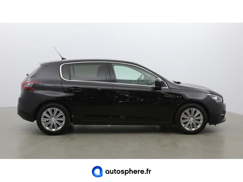 PEUGEOT 308 1.6 BLUEHDI 120CH ALLURE EAT6 - Miniature 4