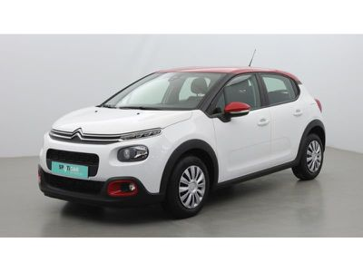 Citroen C3 BlueHDi 75ch Feel Business S&S occasion