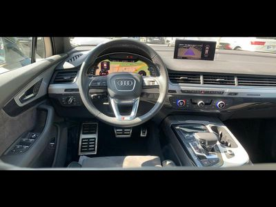 AUDI Q7 3.0 V6 TDI 218CH ULTRA CLEAN DIESEL S LINE QUATTRO TIPTRONIC 5 PLACES - Miniature 4