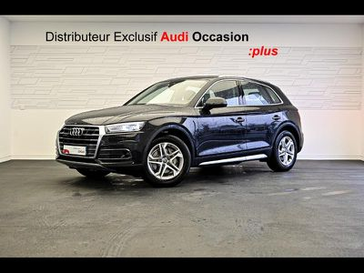 Audi Q5 2.0 TDI 163ch Design quattro S tronic 7 occasion