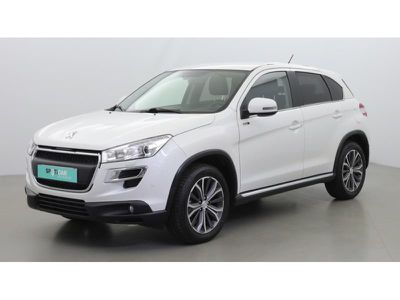 Peugeot 4008 1.6 HDi115 Style STT 4WD E6 occasion