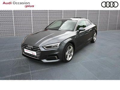 Audi A5 2.0 TDI 190ch S line quattro S tronic 7 10cv occasion