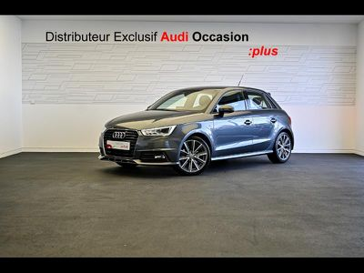 Audi A1 Sportback 1.4 TFSI 125ch S line S tronic 7 occasion
