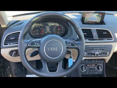 AUDI Q3 2.0 TFSI 180CH AMBITION LUXE QUATTRO S TRONIC 7 - Miniature 4