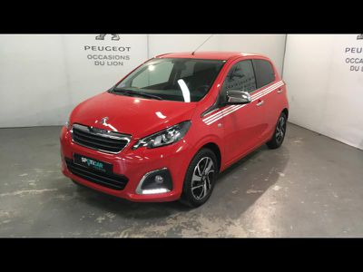 Peugeot 108 1.0 VTi Collection ETG5 5p occasion