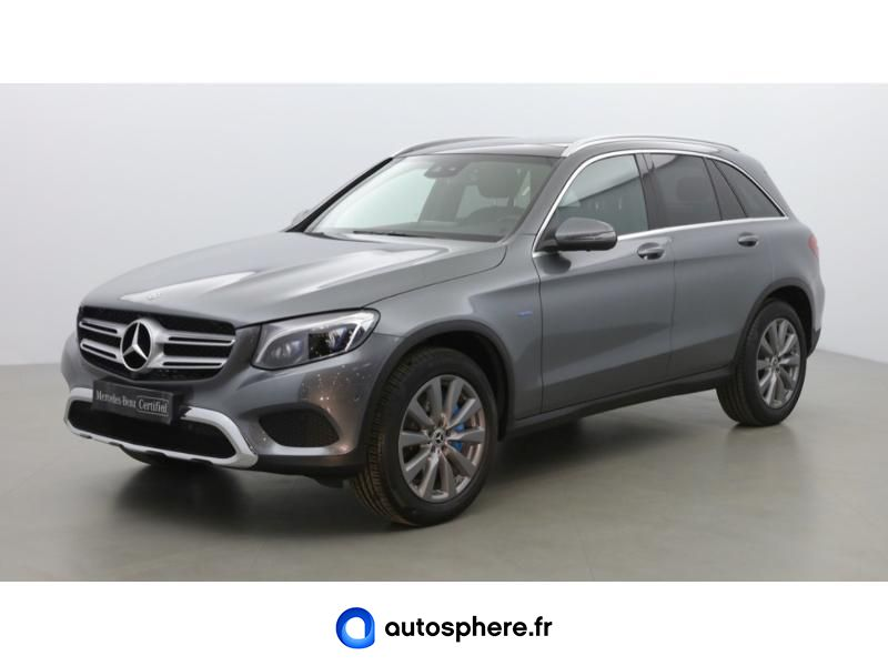 MERCEDES GLC 350 E 211+116CH FASCINATION 4MATIC 7G-TRONIC PLUS - Miniature 1
