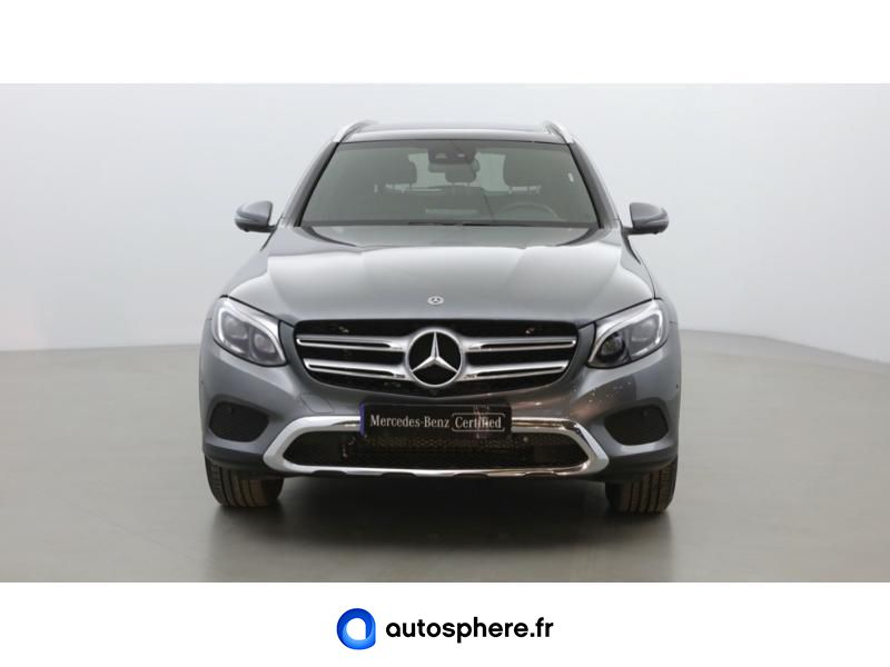 MERCEDES GLC 350 E 211+116CH FASCINATION 4MATIC 7G-TRONIC PLUS - Miniature 2