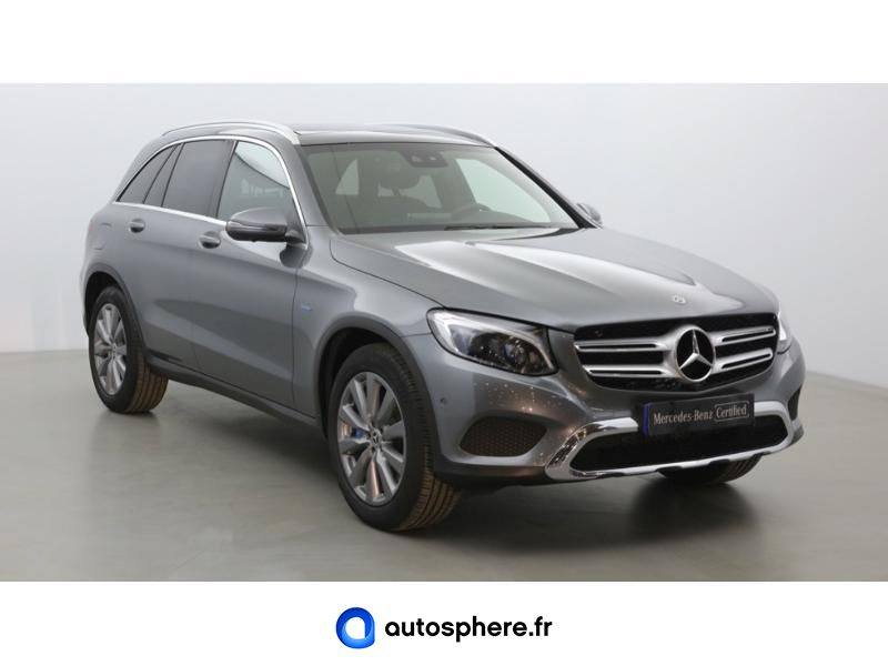 MERCEDES GLC 350 E 211+116CH FASCINATION 4MATIC 7G-TRONIC PLUS - Miniature 3