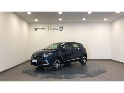 Leasing Renault Captur 0.9 Tce 90ch Stop&start Energy Business Eco² Euro6 114g 2016
