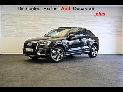 Audi Q2 1.4 TFSI 150ch COD Design luxe S tronic 7 occasion