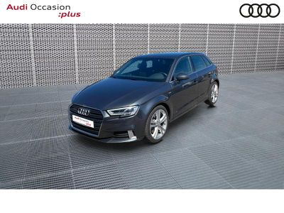 Audi A3 Sportback 2.0 TFSI 190ch S line quattro S tronic 7 occasion