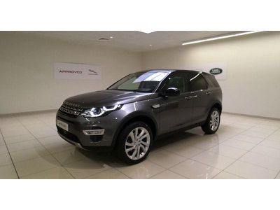 LAND-ROVER DISCOVERY SPORT 2.0 TD4 180CH AWD HSE LUXURY MARK II - Miniature 1