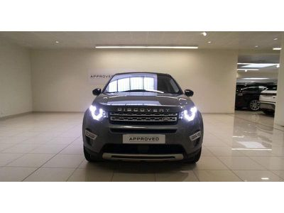 LAND-ROVER DISCOVERY SPORT 2.0 TD4 180CH AWD HSE LUXURY MARK II - Miniature 5