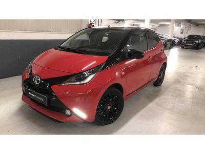 Toyota Aygo 1.0 VVT-i 69ch x-cite 4 x-shift 5p occasion