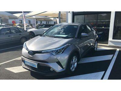 Leasing Toyota C-hr 122h Dynamic 2wd E-cvt