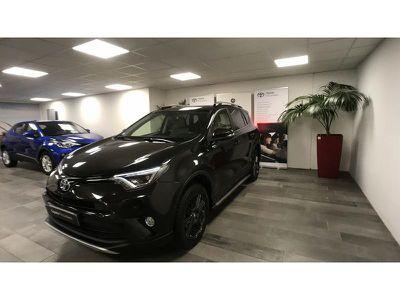 Leasing Toyota Rav4 143 D-4d Lounge 2wd