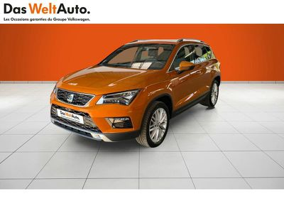 Seat Ateca 2.0 TDI 190ch Start&Stop Xcellence 4Drive DSG occasion