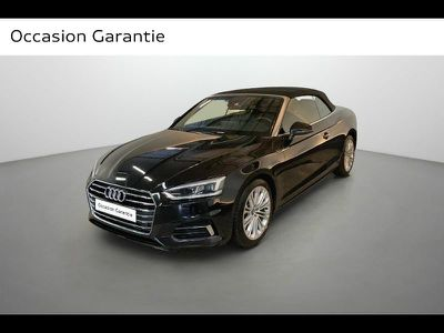Audi A5 Cabriolet 2.0 TFSI 190ch Design Luxe S tronic 7 occasion