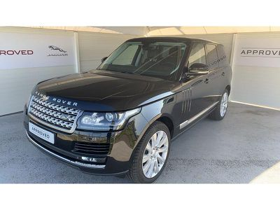 LAND-ROVER RANGE ROVER 4.4 SDV8 VOGUE SWB - Miniature 1