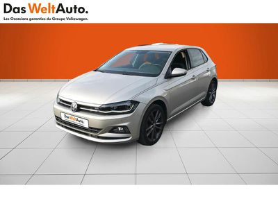 Volkswagen Polo 1.0 TSI 95ch Carat Exclusive occasion