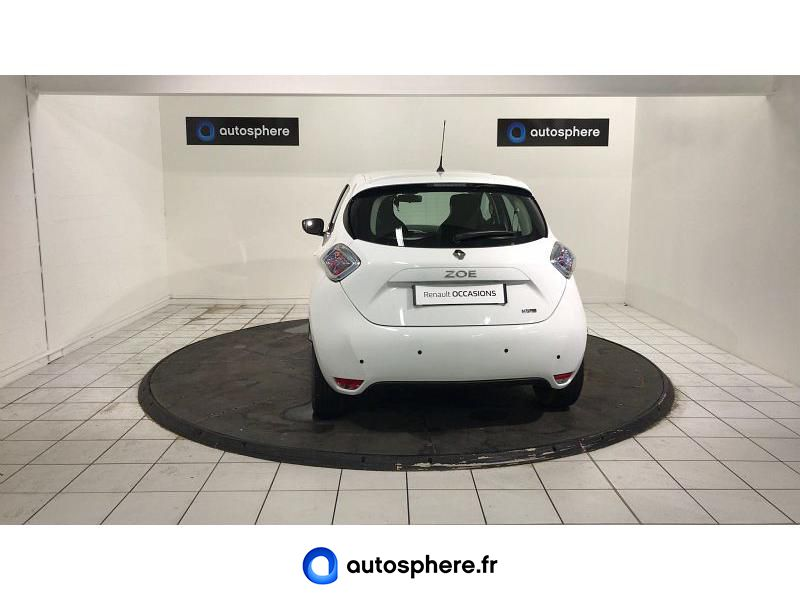 RENAULT ZOE LIFE CHARGE NORMALE R75 - Miniature 4