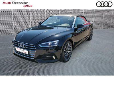 Audi A5 Cabriolet 2.0 TFSI 252ch ultra Avus quattro S tronic 7 occasion