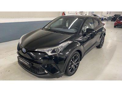 Leasing Toyota C-hr 122h Edition 2wd E-cvt