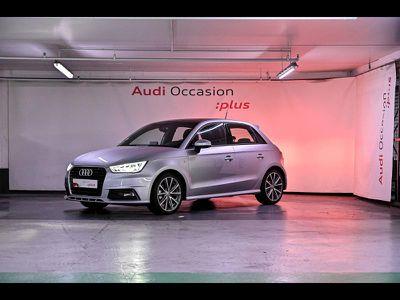 Audi A1 Sportback 1.4 TFSI 125ch S line S tronic 7 occasion