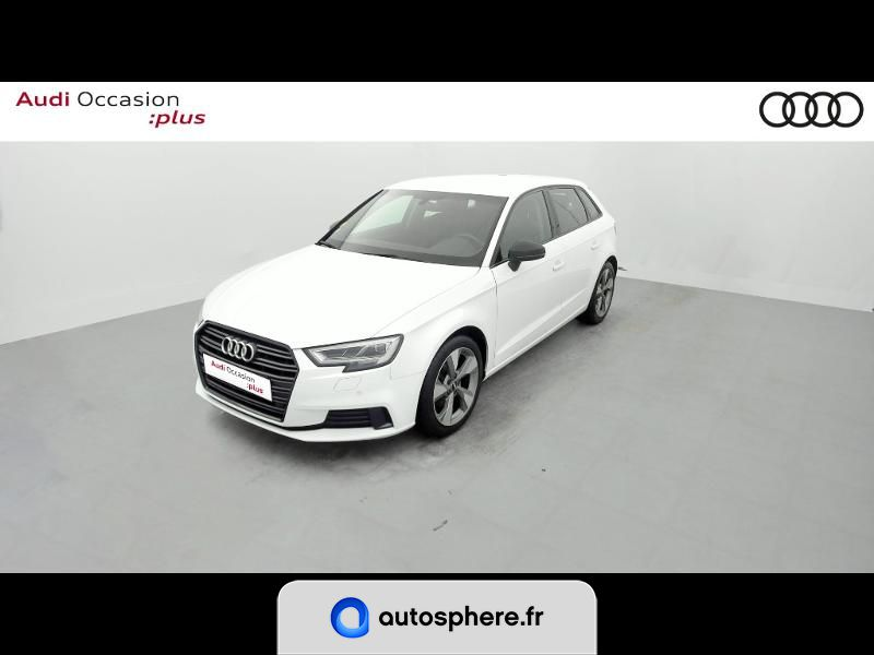 AUDI A3 SPORTBACK 1.6 TDI 116CH MIDNIGHT SERIES - Photo 1