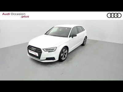 AUDI A3 SPORTBACK 1.6 TDI 116CH MIDNIGHT SERIES - Miniature 1