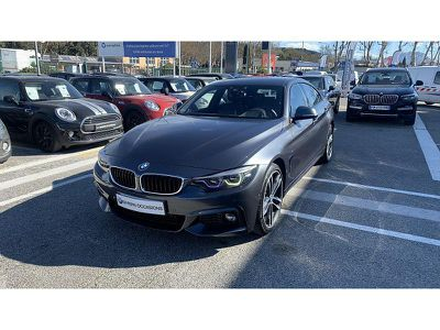 Bmw Serie 4 Gran Coupe 420d xDrive 190ch M Sport occasion