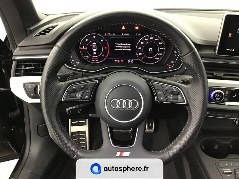 AUDI A5 CABRIOLET 2.0 TDI 190CH S LINE S TRONIC 7 - Photo 1